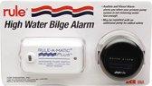 Hoog water bilge (visueel en akoestisch) alarm 24V (RU32ALA)