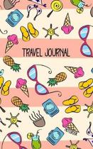 Travel Journal Notebook