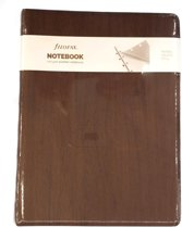 Filofax Refillable A5 Notebook Architexture Rosewood