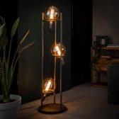 dePauwWonen Vloerlamp Karson 3L