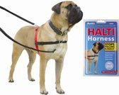 Halti Harnass Anti trektuigje - Hond - Small - Borstomvang 30 tot 60 cm - Rood