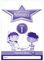 Rising Stars Mathematics Year 1 Practice Book A