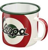 Enamel Mug Vespa Classic