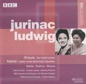 Strauss: Vier letzte Lieder; Mahler: Lieder eines fahrenden Gesellen