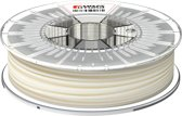 Wit PLA Filament -EasyFil 750 gram 1.75mm 180 - 220 C