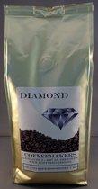 Diamond espressobonen Milano, 8x1000 gram