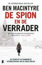 Boek cover De spion en de verrader van Ben Macintyre