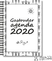 Gastouderagenda | Kinderopvang agenda A5