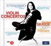 Stravinsky, Martin Violinkonz.;