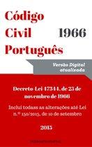 Codigo Civil Português de 1966