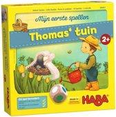 Haba - Mijn eerste spellen - Thomas' tuin