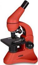 Levenhuk-microscoop Rainbow 50L PLUS Rood.