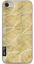 Casetastic Tropical Leaves Gold - Apple iPhone 7