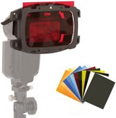 Lastolite LL LS2605 Set flitseraccessoire voor fotostudio