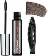Maybelline Brow Precise Fiber Volumizer Eyebrow Mascara - 265 Auburn