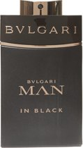 Bvlgari Man in Black 60 ml - Eau de Parfum - Herenparfum