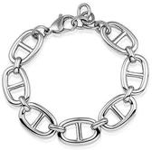 Montebello Armband Dupontia - Dames - 316L Staal - Ovaal - 18 - 21 cm