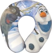 Disney Nekkussen Olaf - Winter Magic 26 Cm Blauw