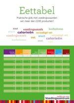 Boek cover Eettabel van Stichting Voedingscentrum Nederl (Paperback)