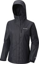 Columbia Pouring Adventure II Jas - Dames - Black