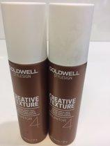Goldwell - Creative Texture - Unlimitor - Spray wax 150ml 2 stuks