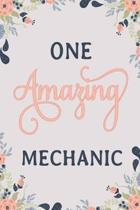 One Amazing Mechanic
