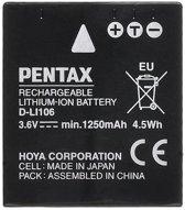 Pentax D-Li106 accu