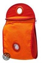 Mastrad Bewaarzak - Voor plastic tassen - Oranje