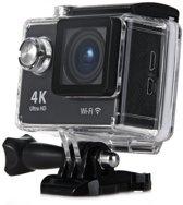 WiFi Sport Actie Camera H9 | Action Camera | 4K Ultra HD | 2 Inch LCD | HDMI | Inclusief Waterdichte Beschermhoes