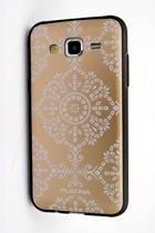 Backcover hoesje voor Samsung Galaxy J5 (2016) - Goud
