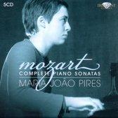 Mozart: Complete Piano Sonatas (Eur