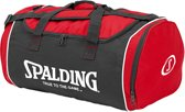 Spalding Sporttas Tube - Medium - Rood