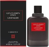 Givenchy - Eau de parfum - Gentlemen Only Absolute - 50 ml
