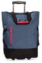 Fabrizio - Punta - shoppingtrolley - boodschappenkar - zwart/denimblauw
