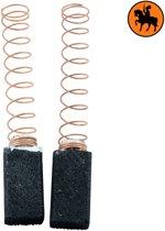 Koolborstelset voor AEG Schuurmachine BE8 - 5x8x15mm