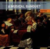 A Musical Banquet:Schein/