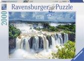 Ravensburger puzzel Watervallen Iguazu, Brazilië - Legpuzzel - 2000 stukjes