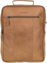 04c2e04b32d DSTRCT Riverside Laptop Backpack 15.6 Cognac 011430