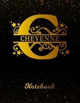 Cheyenne Notebook