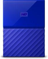 WD My Passport portable - Externe harde schijf - 3TB - Blauw