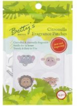 Betty's Nature anti-muggenpleisters   / anti muggen pleisters diverse dierenfiguren