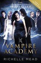 Omslag van 'Vampire Academy'