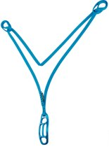 Edelrid Belay Station Sling band deluxe groen/blauw