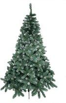 Kerstboom smoky cone 210cm