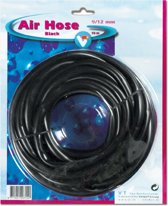 Luchtslang voor vijverpompen - Luchtslang black 6/9 mm. 15 m