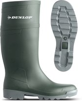 Dunlop knielaars groen - maat 44