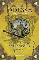 De kleine Odessa 3 - De val van Scribopolis Boek 1