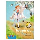 Boek cover lot en ot van Elisa van Spronsen (Onbekend)