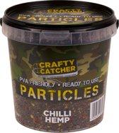 Crafty Catcher Chilli Hemp   Particles   1.1L