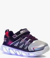 Skechers Boys HYPNO FLASH 2.0 limeblk light up sneakers